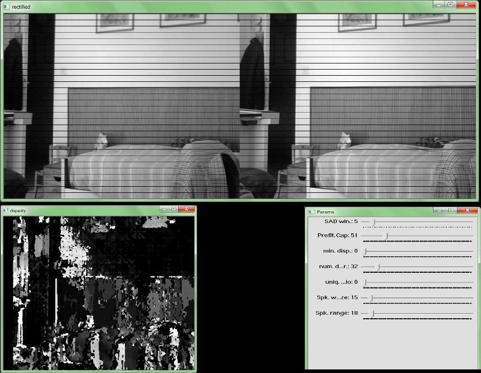 Stereo_match from two webcams